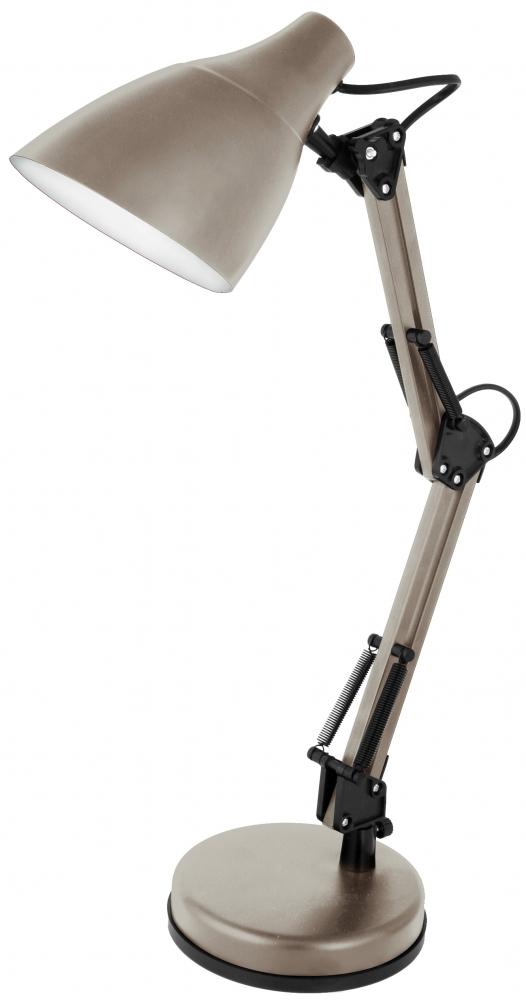 KD-331 C26 тауп Настольная лампа Camelion 13873