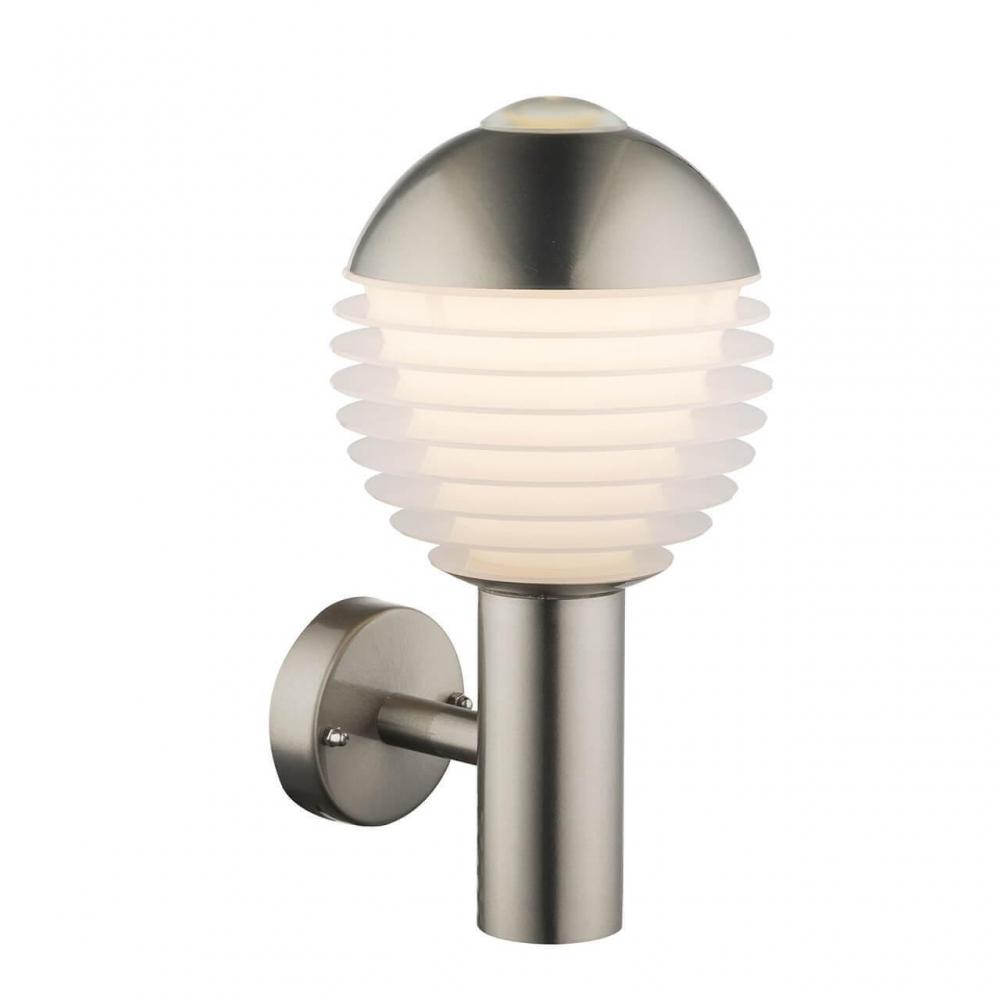 Уличный настенный светодиодный светильник Globo Alerio 34286