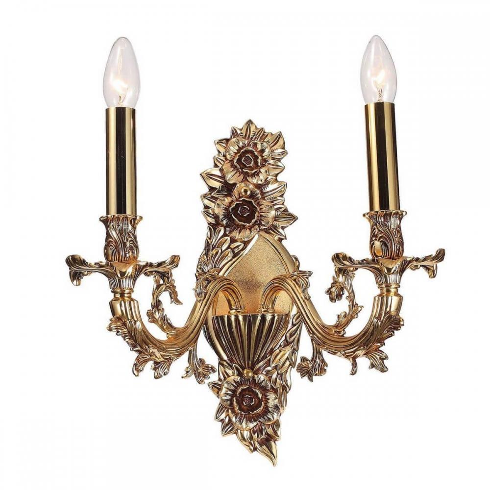 Бра Lucia Tucci Firenze W1780.2 Antique Gold