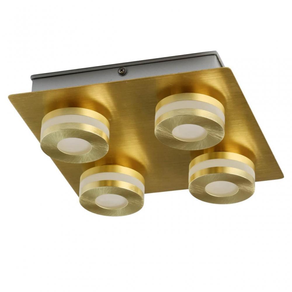 Потолочный светодиодный светильник De Markt Пунктум 2 549010804