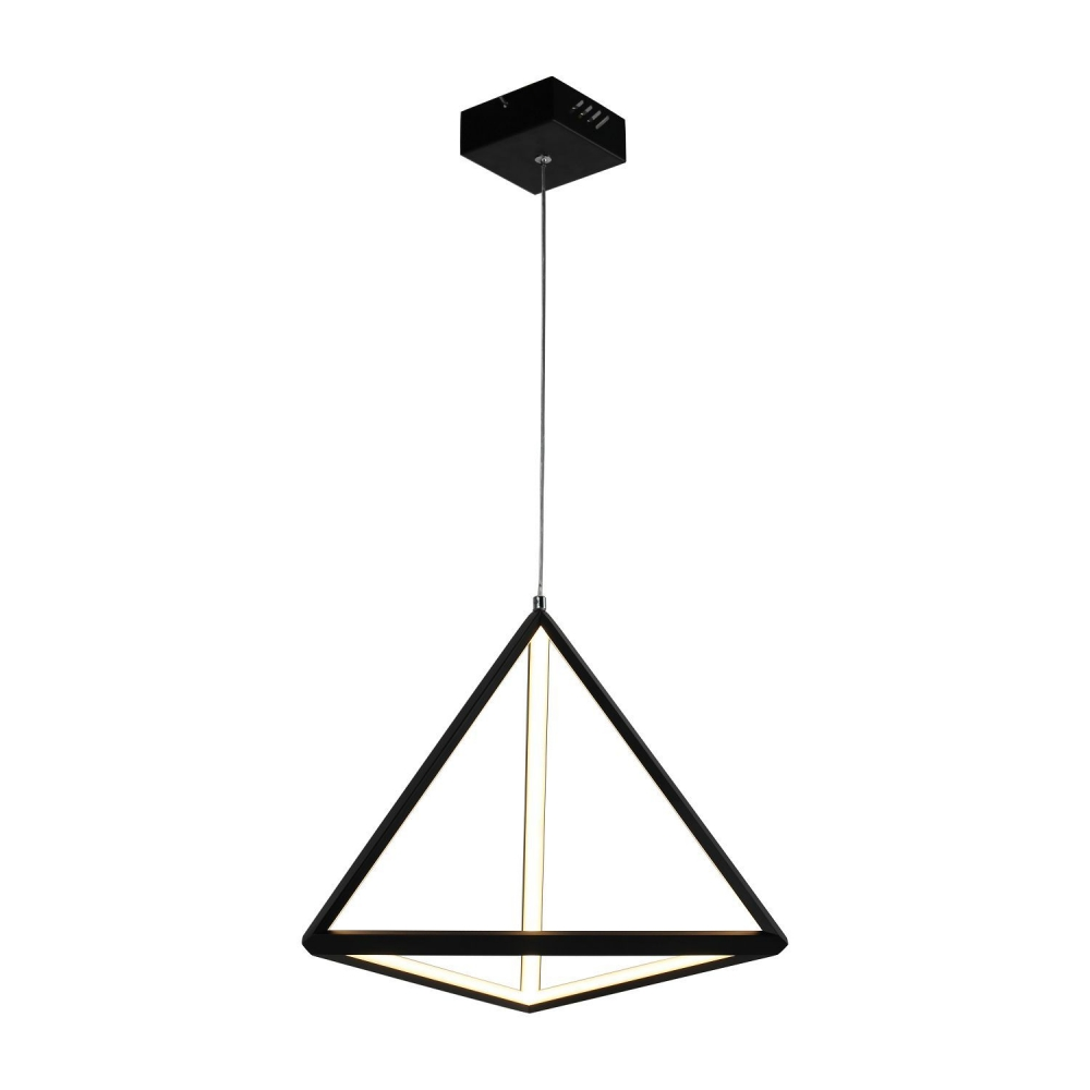 Подвесной светодиодный светильник Favourite Pyramidis 2257-1P