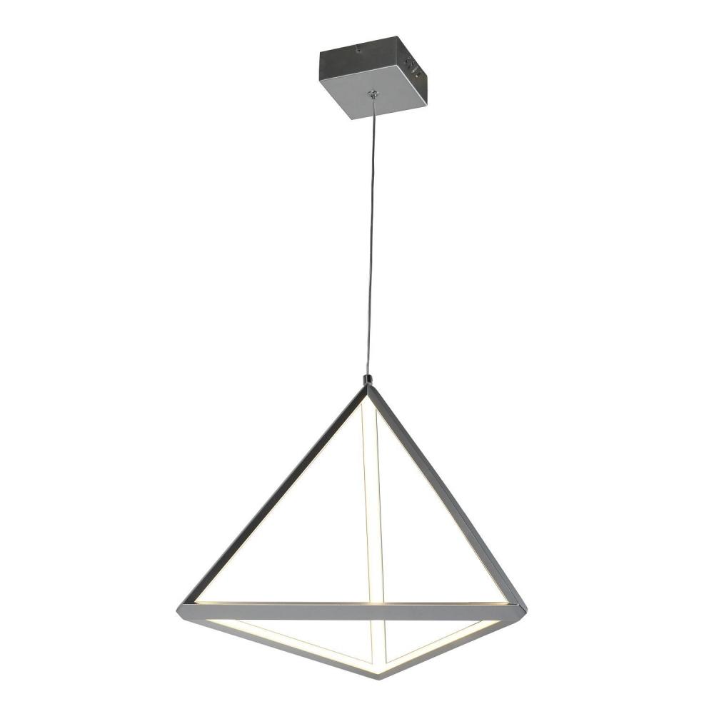 Подвесной светодиодный светильник Favourite Pyramidis 2259-1P