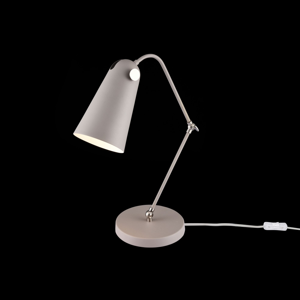 MOD611TL-01GR Настольная лампа Maytoni Novara