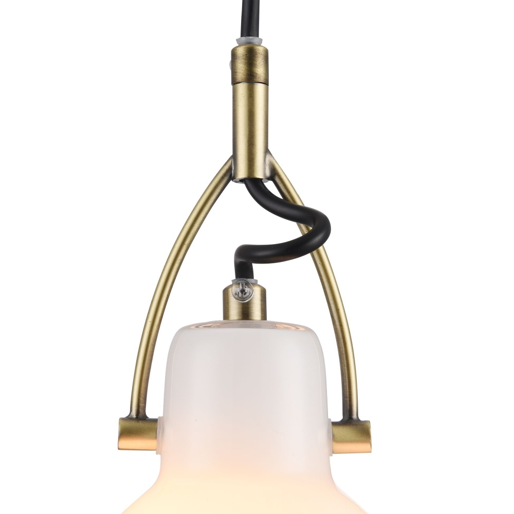 Подвесной светильник Maytoni Daniel MOD407-PL-01-BZ