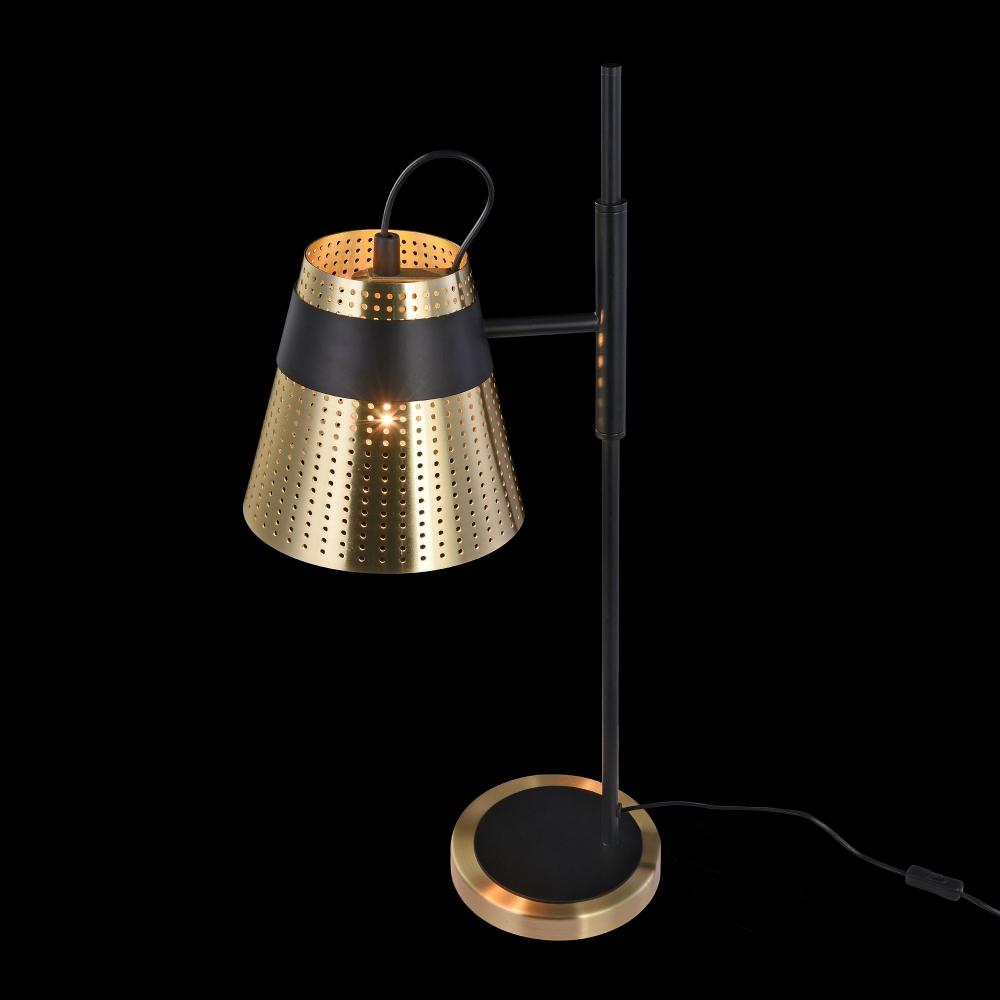 Настольная лампа Maytoni Trento MOD614TL-01BS