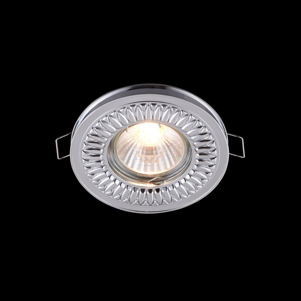 Встраиваемый светильник Maytoni Metal DL301-2-01-CH