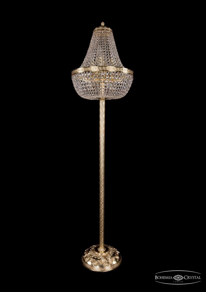 7005/40-165/G Торшер Bohemia Ivele Crystal