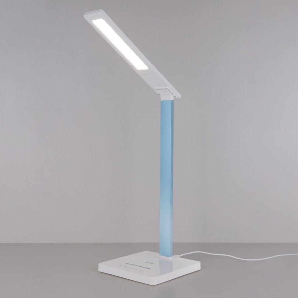 Настольная лампа Elektrostandard Lori белый/голубой TL90510 4690389112225