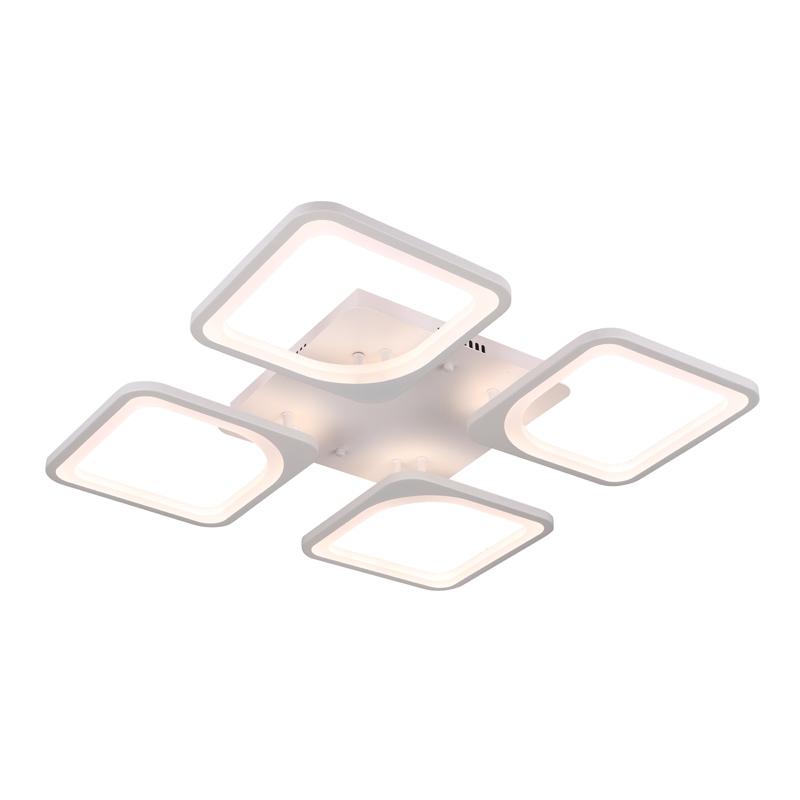 1537/4 WHT Потолочная светодиодная люстра с пультом д/у Profit Light