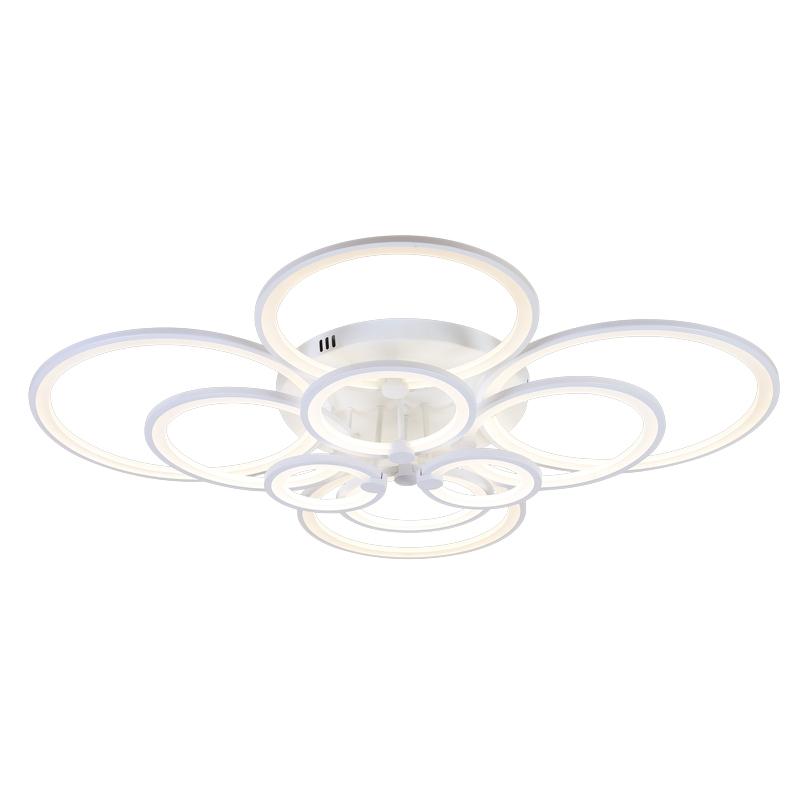 1277/10 WHT Потолочная светодиодная люстра с пультом д/у Profit Light