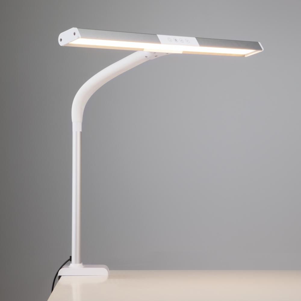 Настольная лампа Eurosvet Designer 80500/1 белый
