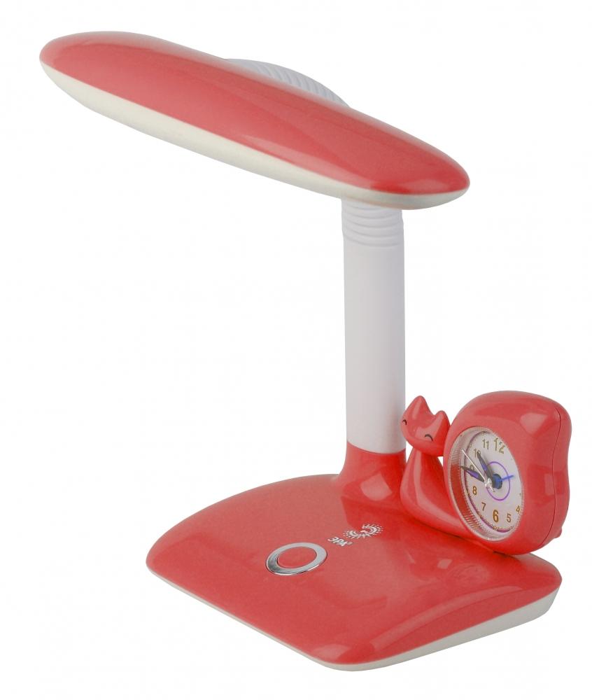 Настольная лампа ЭРА NLED-437-7W-R