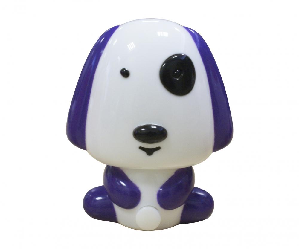 074109,55 Светильник-ночник фиолетовый Kink Light Щенок