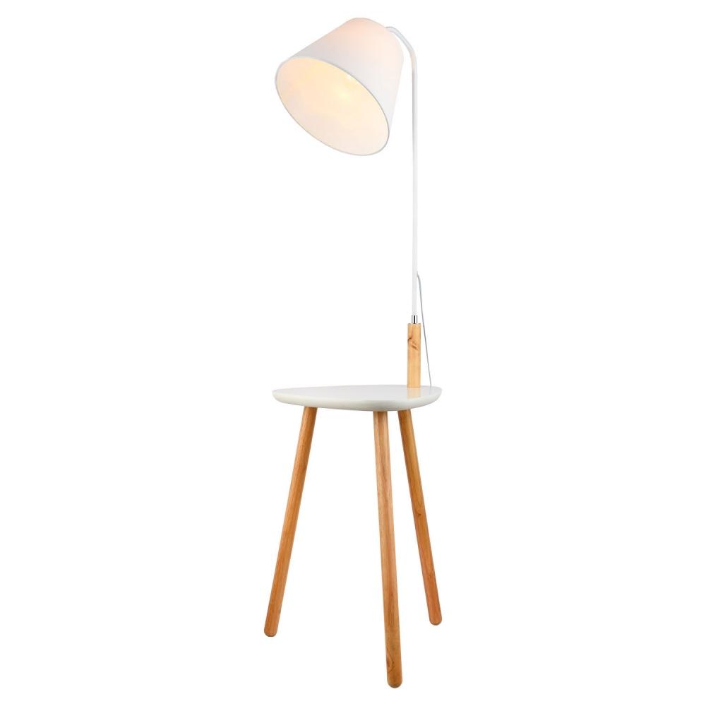 LSP-0522 Торшер со столиком LGO WRANGELL