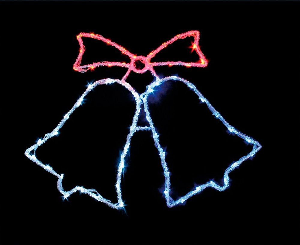 26711 Световая фигура 230V красный+белый+синий, 20mA, IP 20 Feron LT013