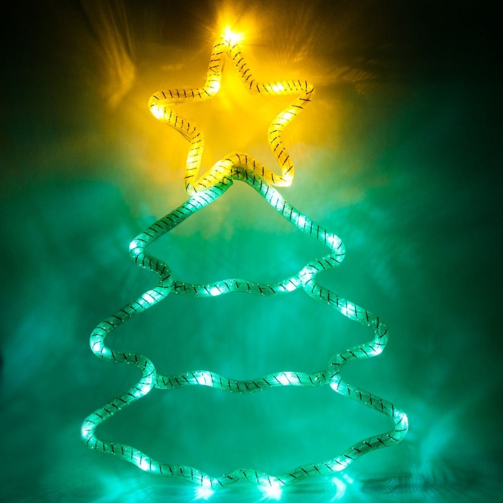 26912 Световая фигура 4,5V белый цвет свечения, батарейки 3*АА (не входят в комплект) IP20 Feron LT052