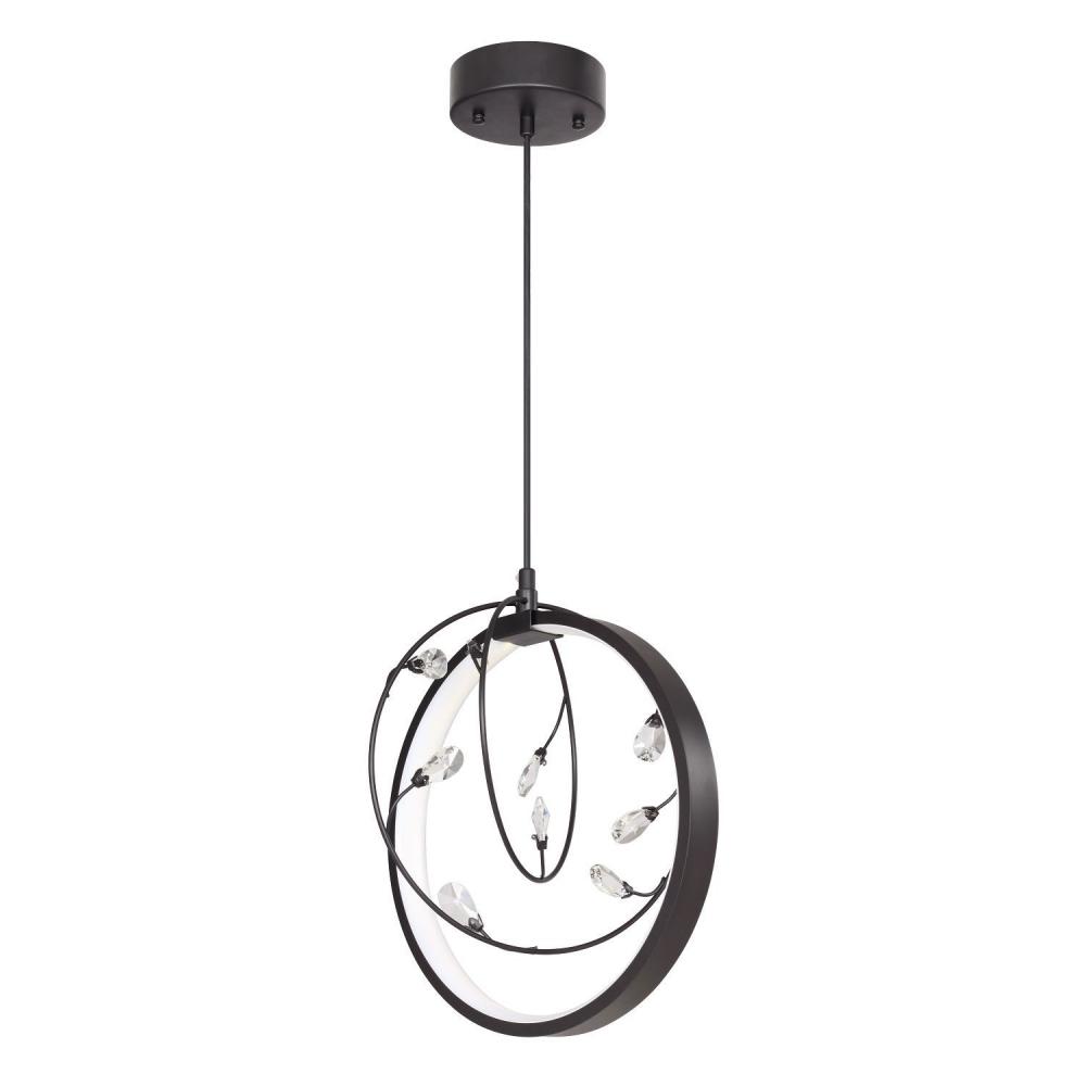 Подвесной светодиодный светильник Favourite Schleife 2518-3P