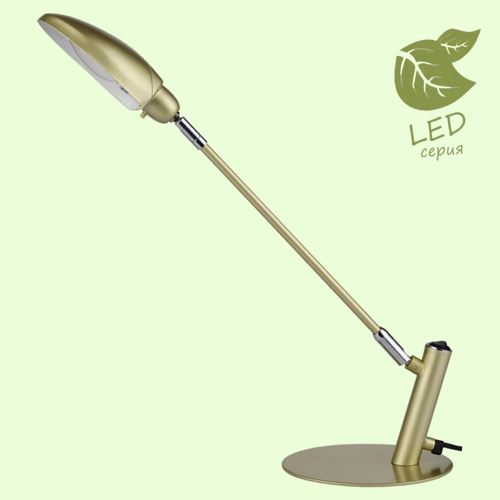 GRLST-4374-01 Настольная светодиодная лампа LOFT (Lussole) ROMA