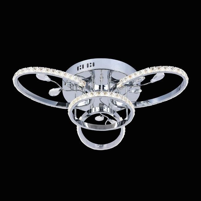 78919.01.03.04 Люстра потолочная светодиодная с пультом WEDO LIGHT ЭЛОИ