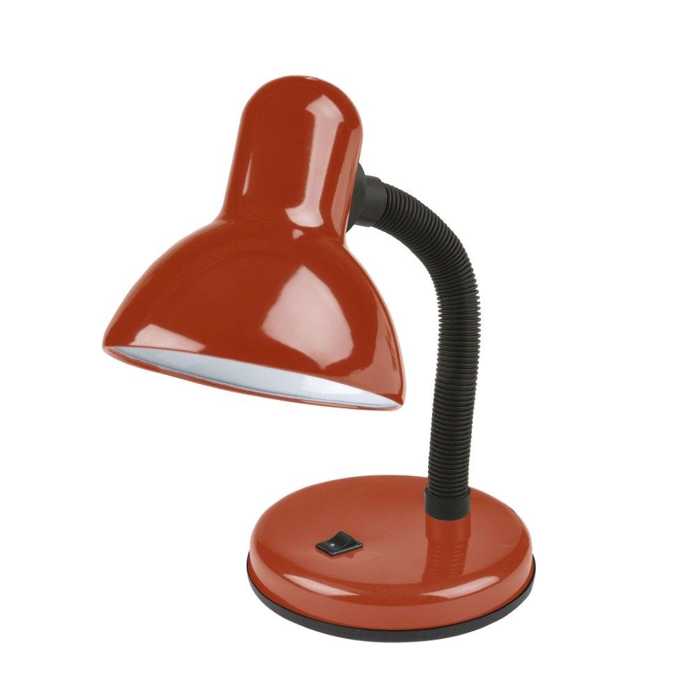 TLI-225 RED Настольная лампа  с механическим выключателем Uniel UL-00001803