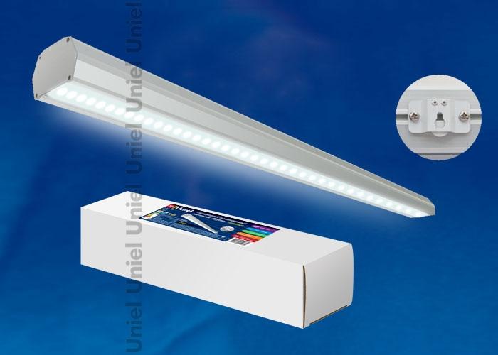 Светодиодный антивандальный светильник Uniel Мурена ULT-V14-19W/NW IP65 GREY (7989)