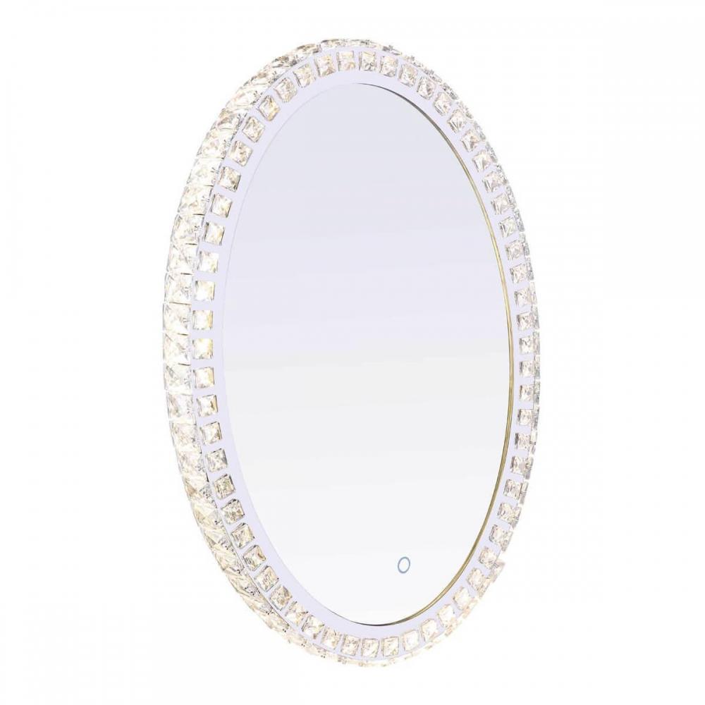 84030 Зеркало с подсветкой Globo Zerra