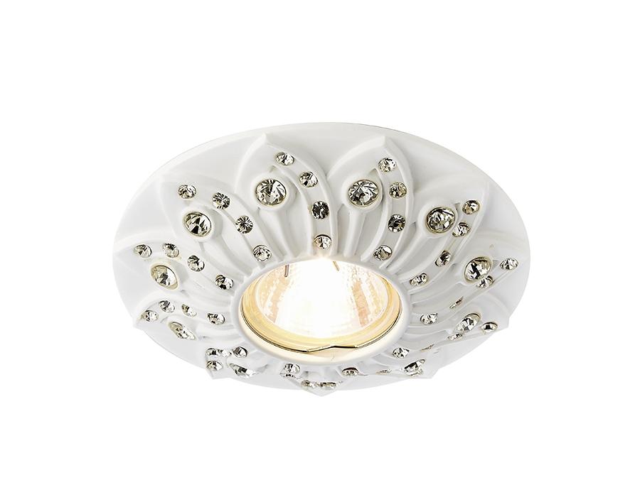 Встраиваемый светильник Ambrella light Desing D4455 W