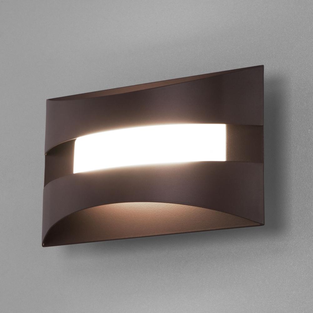 40144/1 LED кофе Настенный светодиодный светильник Eurosvet Sanford a045473