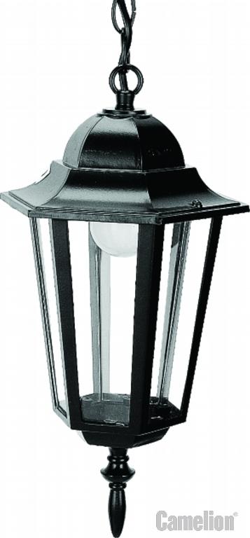 4105 С02 черный Садово-парковый светильник Camelion 2868
