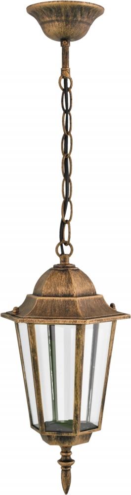 4105 С28 бронза Садово-парковый светильник Camelion 5648