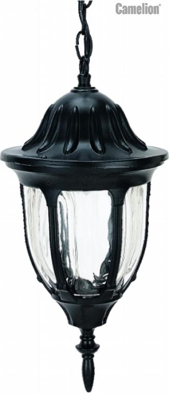 4505 С02 черный Садово-парковый светильник Camelion 10535