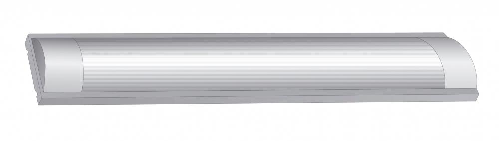 Ultraflash LML-0403-11 C01 (Светодиодный светильник. Корпус под LED 2x9Вт, 220В) 12276