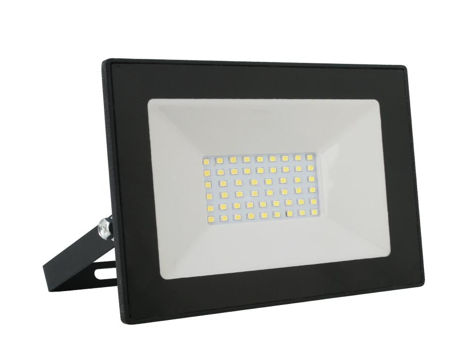 Светодиодный прожектор с датчиком Ultraflash LFL-2001 C02 6500К