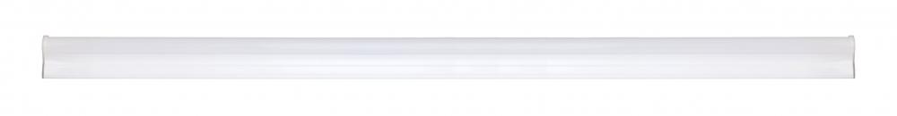 Светодиодный линейный светильник Ultraflash LWL-2013-08CL (40LED, 220В, 8W, с сетевым проводом) 12327