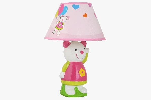 KD-554 C89 Мишка Настольный светильник под лампу накаливания Camelion 12775