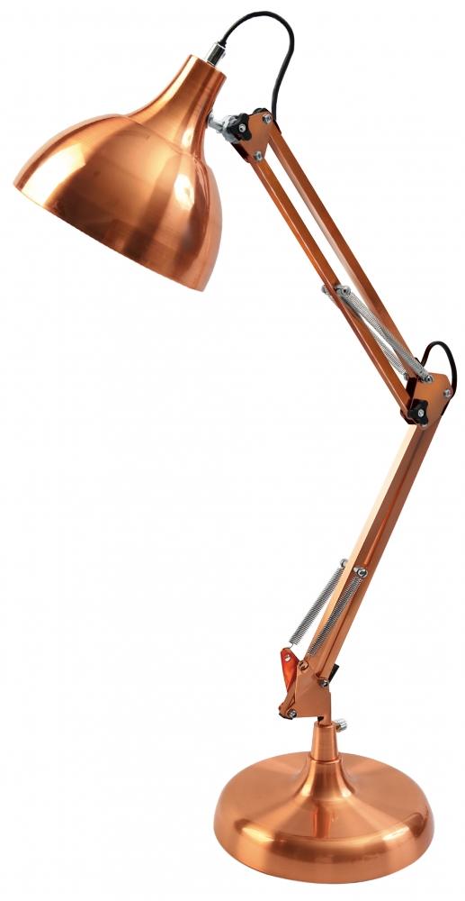 KD-330 С29 медь Настольный светильник Camelion 12788