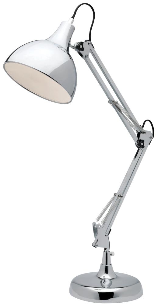KD-330 С30 хром Настольный светильник Camelion 12789