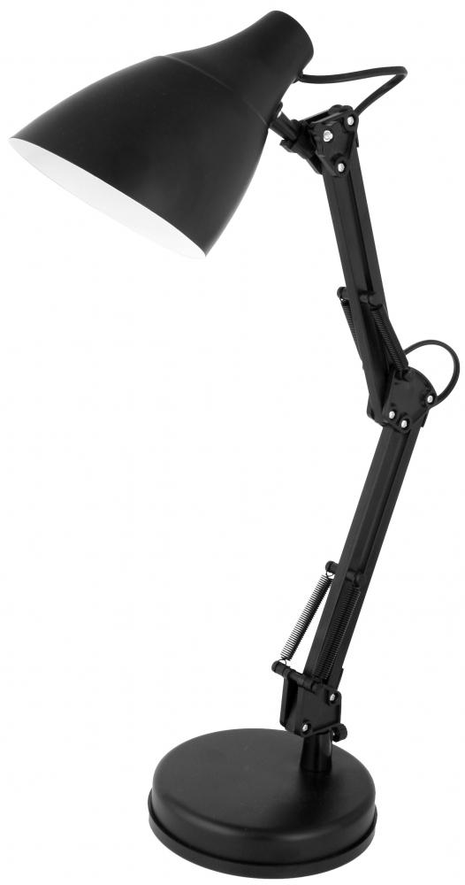 KD-331 С02 черный Настольный светильник Camelion 12791