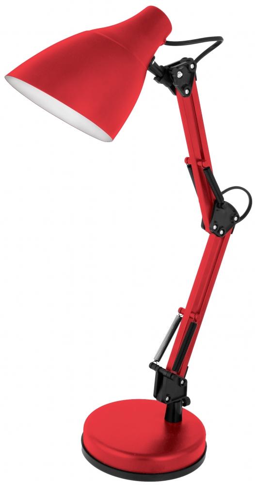 KD-331 C04 красный Настольный светильник Camelion 12792