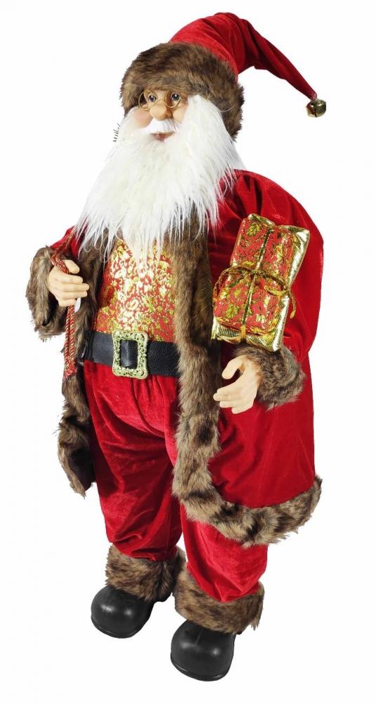 1058964 Дед Мороз под елку SaintNIK (9147-15) 1 м