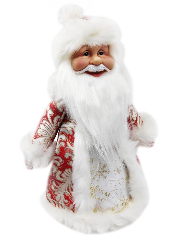 1060797 Дед Мороз под елку SaintNik конфетница (9147-13) 0,3 м