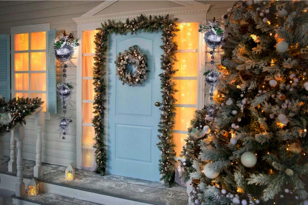 1060765 Новогоднее подвесное украшение Jewel Night (6007-YM-H123) 1,8 м