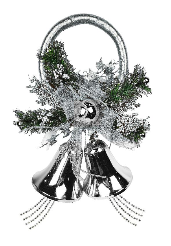 1060767 Новогоднее подвесное украшение Jewel Night (6007-YM-83335-1) 0,9 м