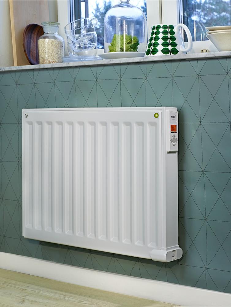 Электрические масляные радиаторы YALI D Thermo 1500Вт