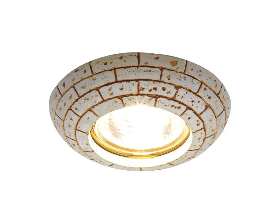 D2940 BG Встраиваемый точечный светильник MR16 Ambrella light Organic spot