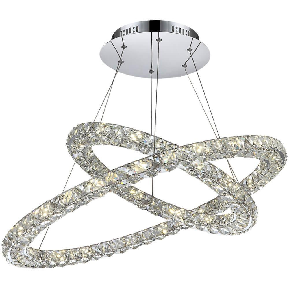 Подвесной светодиодный светильник Globo Marilyn I 67038-64