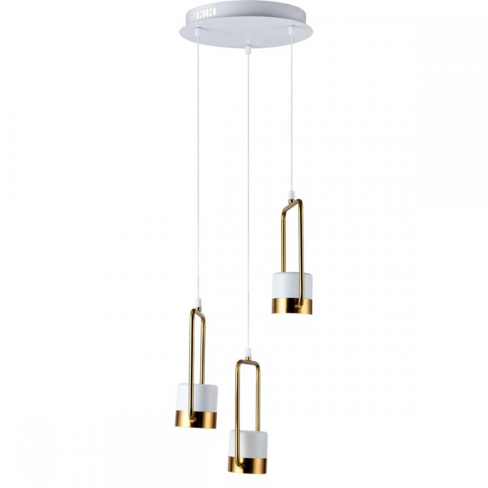 Светильник подвесной светодиодный Elegante Stilfort 2045/01/03P