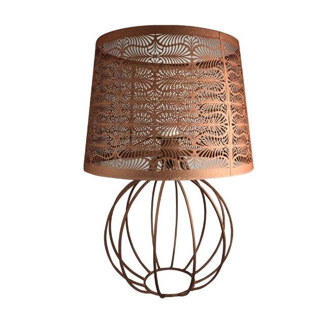 Настольная лампа Seven Fires Карвед 39105.04.28.01B