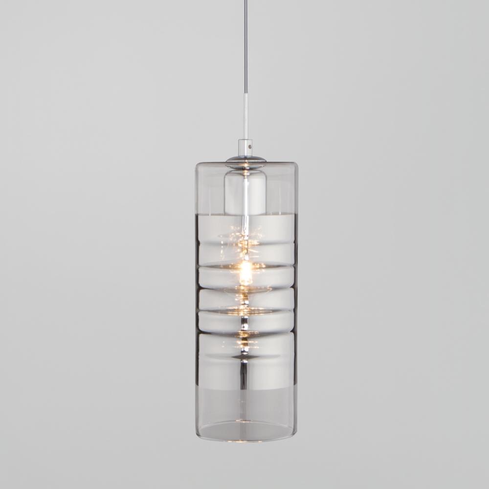 Подвесной светильник Евросвет Block 50185/1 хром a046305