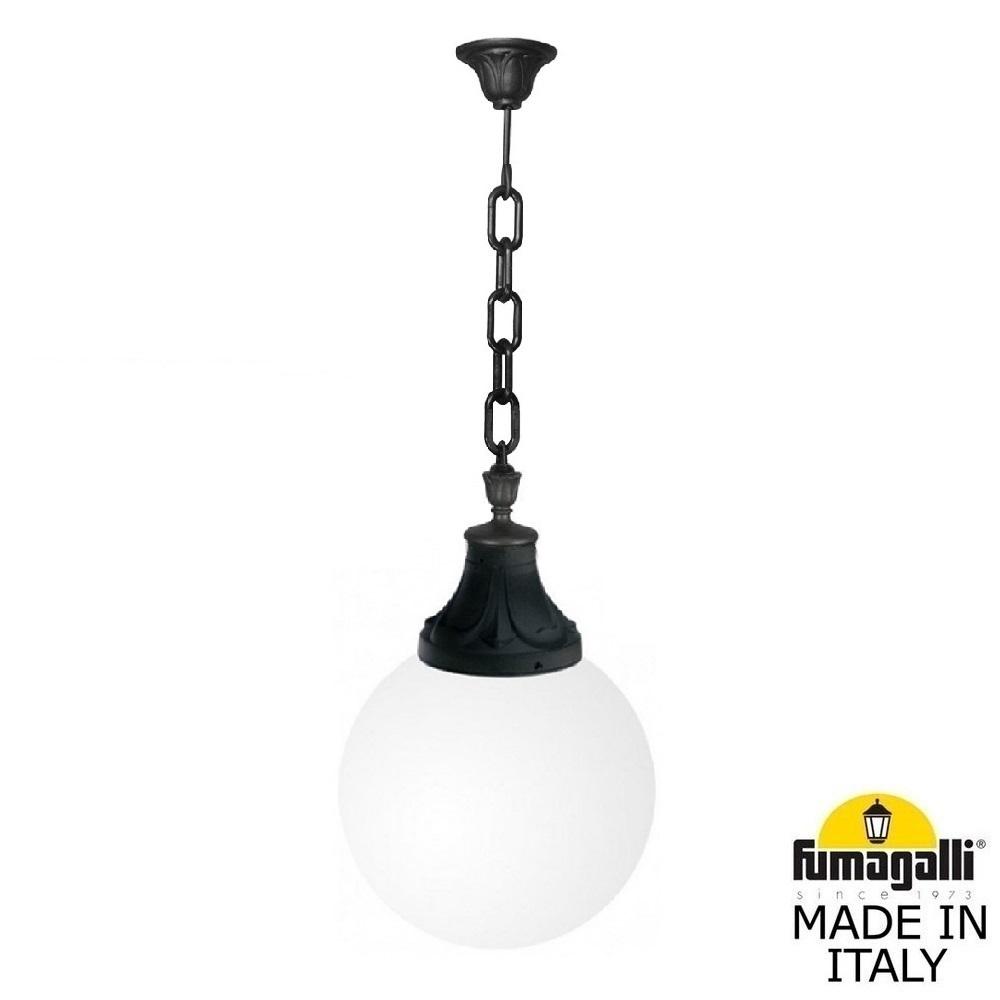 Подвесной уличный светильник Fumagalli SICHEM/Globe 400 G40.121.000.AYE27